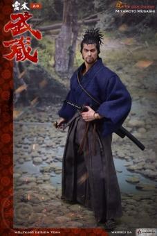 Miyamoto Musashi 2.0 Deluxe Edition