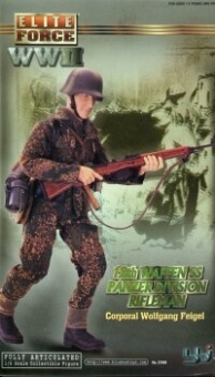 Corporal Wolfgang Feigel