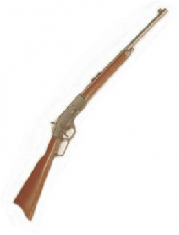 Winchester 73 w/ short load