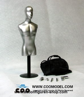 Travelers equipment (Silber)