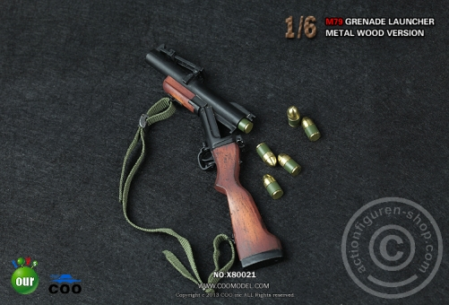 M79 Grenade Launcher (Metal Wood Version)