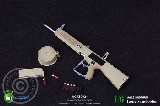AA12 Shotgun - Long Sand