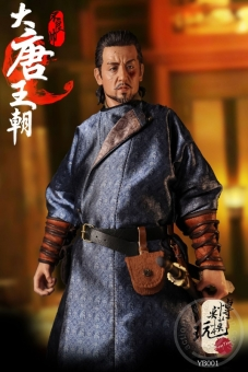 Leader of Iron Army - West of Long Tang Dynasty