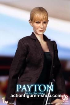 Payton - Senior Secretary