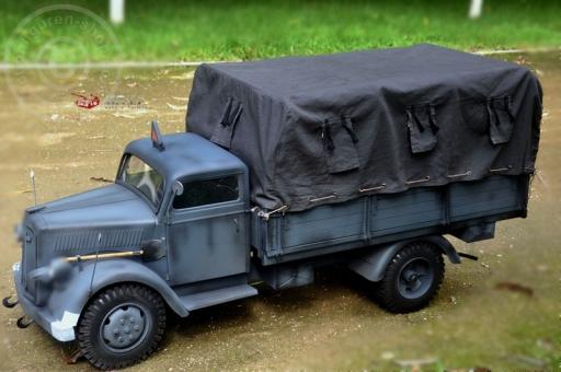 Opel Blitz - WWII LKW