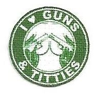 Guns and Titties - Morale Patch