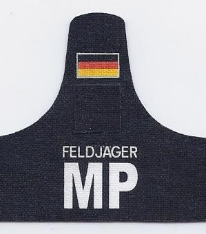 Feldjäger Armbinde, Bundeswehr