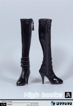 High Boots - black