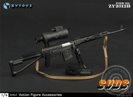 SVDS Sniper Rifle