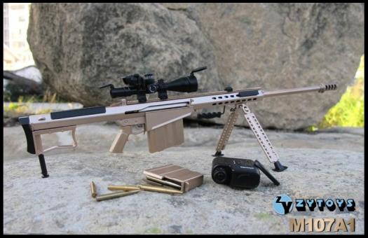 M107A1 Sniper Rifle w/ long Barrel