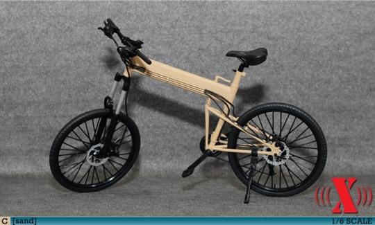 MTB Fahrrad - sand