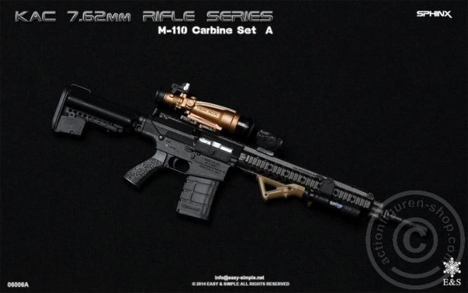 M110 Carbine KAC 7.62 Rifle Set - Sphinx