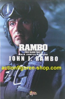 Rambo - Halo Jumper - Exclusive