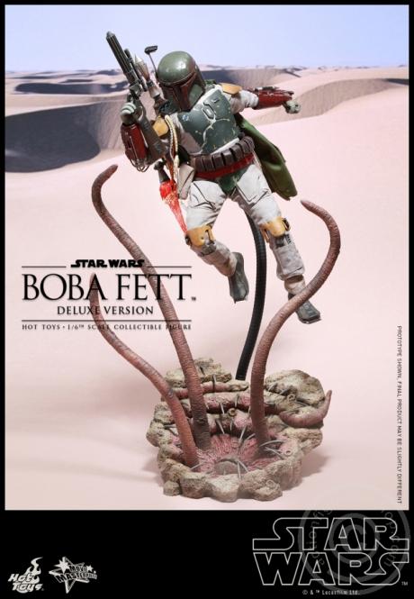 Star Wars - Boba Fett - Deluxe Version
