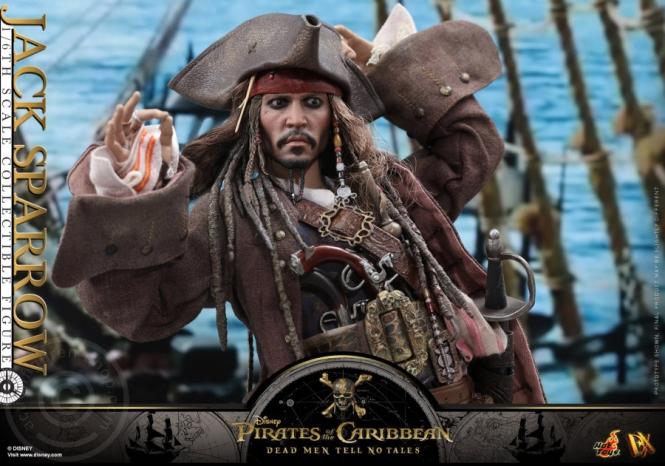 Jack Sparrow - DX15