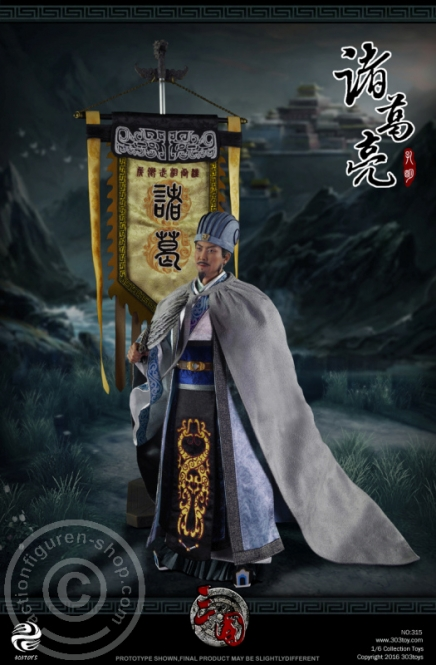 Three Kingdoms Series - Zhuge Liang A.K.A Congaing