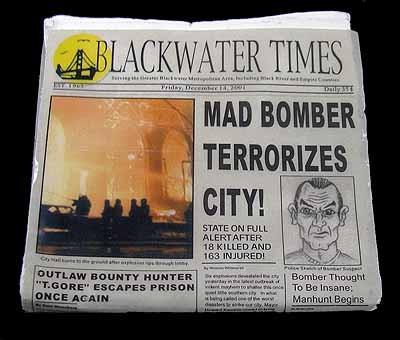 Zeitung - Blackwater Times