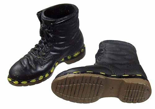 Stiefel, schwarz
