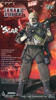 Scar - Terminate Terrorist