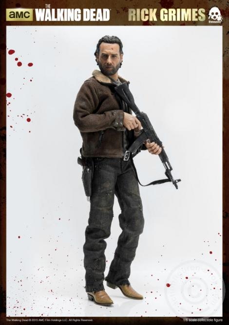 Rick Grimes - The Walking Dead