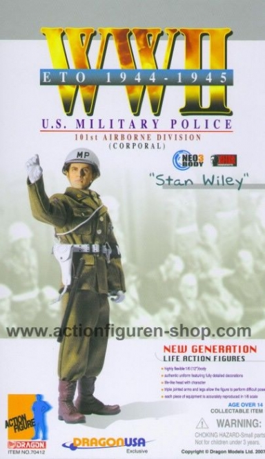 Stan Wiley - US Exclusive