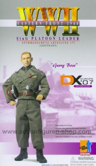 Georg Bose - DX07 EU Exclusive