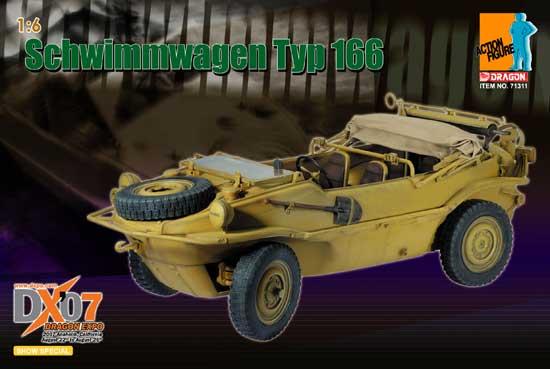 Schwimmwagen Typ 166 - DX07 US Exclusive