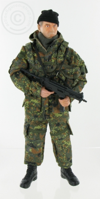 Bundeswehrsoldat Fleck-Tarn - limited edition