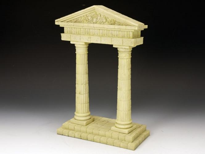 Ancient Greece Entranceway