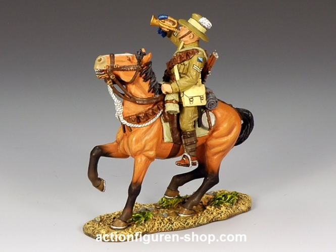 Australian Lighthorse Bugler (Trompeter)