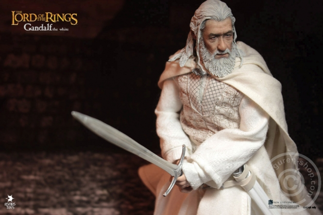 Gandalf the White - LOTR