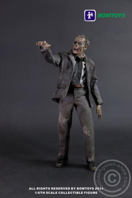 Scientist Zombie