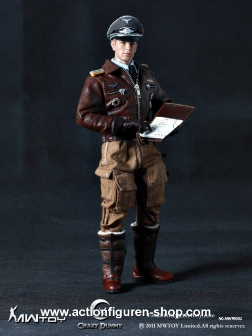 German Fighter Pilot - Defense of the Reich