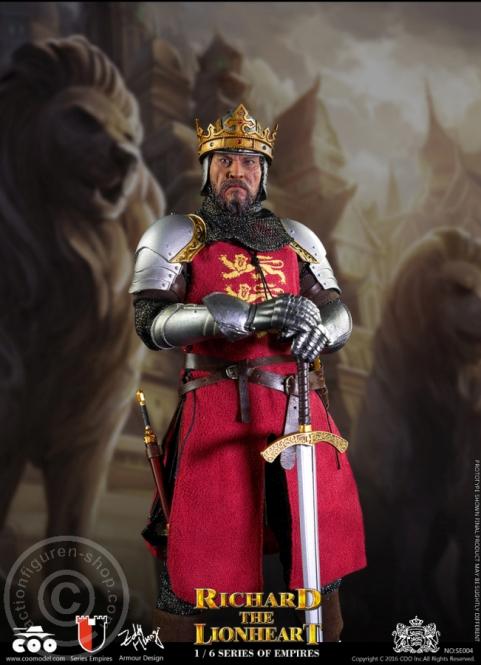 Richard Löwenherz - Series Of Empires