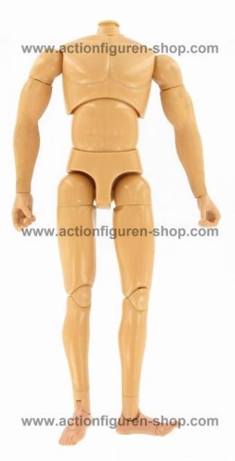 Dragon Body mit Soft-Skin Muskel-Arm und Kopf