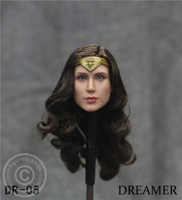 Wonder Woman Head