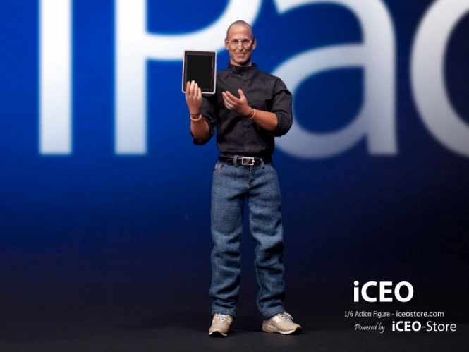 ICEO - Steve - in 1:6 scale