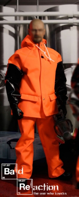 Walter White - Chem Suit Outfit Set