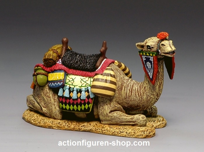 Liegendes Kamel
