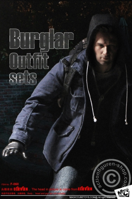 Burglar Outfit Sets
