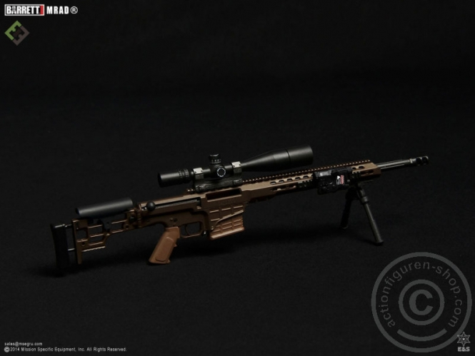 Barrett MRAD Modular Sniper Rifle Set - A