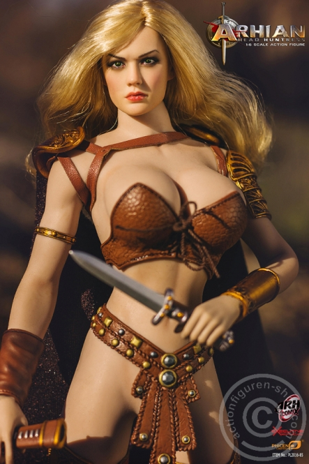 Arhian - Head Huntress