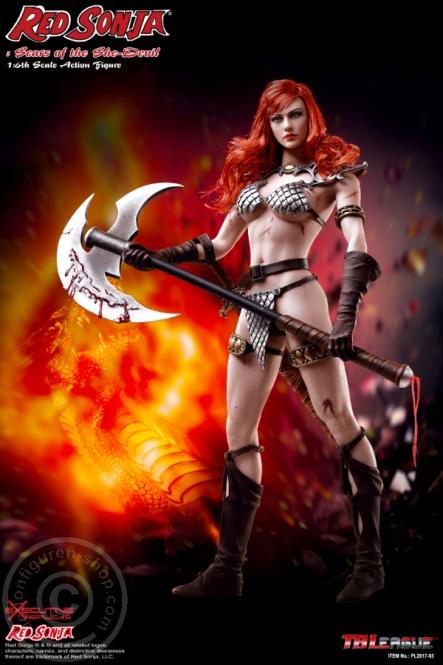 Red Sonja: Scars of the She-Devil