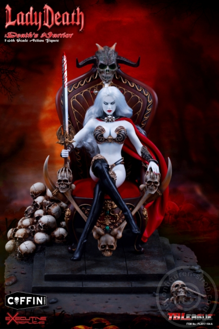 Lady Death V.2 - DeLuxe Version