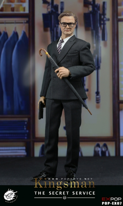 Kingsman Secret Service - Harry