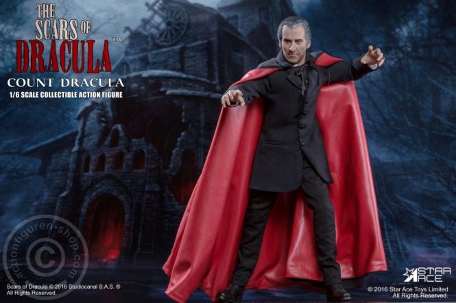 Dracula - Scars of Dracula