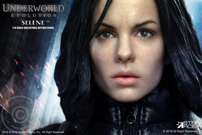 Selene - Underworld Evolution