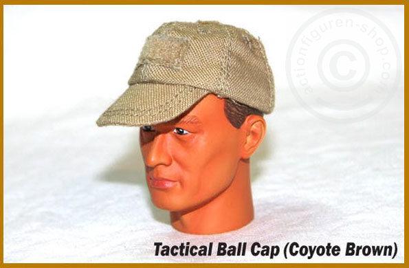Basecap - Coyote Brown