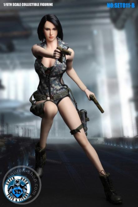 Fighting Girl - Pistole