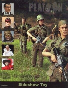 Sideshow Toys Katalog 2002